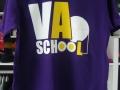 Serigraphie VA SCHOOL